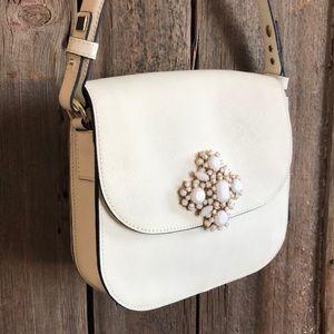 Juicy Couture White Shoulder Bag